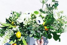 - BOUQUETS  &  VASES - / Floral beauties for happy homes