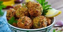 Pois chiches / Le pois chiche n'est pas qu'un accompagnement pour le couscous, c'est un aliment génial que l'on peut cuisiner de 1001 façons.