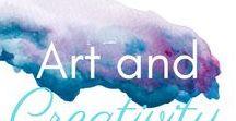 Art and Creativity / Fostering creativity, art inspiration