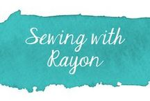 Sewing with Rayon