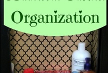Home Organization / by Karen Troyer