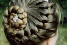 Beautiful Hair / Lilla Rose offers hair accessories for any type of hair whether thick, thin, curly, or straight. Visit my website and choose a beautiful Flexi Clip for your hair today! http://www.lillarose.biz/judith