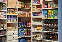 Pantry Makeover / My pantry always needs a makeover as there is always something that can be changed up to organize what accumulates.