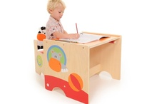 Fun Playrooms / Great ideas to create a fun space to play!