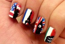Nails! / by Laura Crichton
