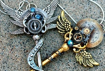 Steampunk & Me / Fascinating, Intriguing and Strangly Beautiful.