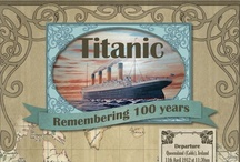 RMS Titanic / So much to learn, so much to wonder about.
