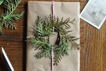 It's Better to Give... / Gift ideas and beautiful, fun ways to wrap or present them.