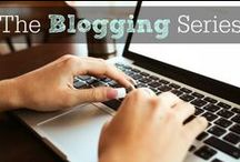 Blogging Basics / Blogging intentionally for God's glory over at WholeHearted Home. Here is a collection of resources that I stash away on this board so I can find them again (and so can you) so that I can intentionally improve my blogging skills.