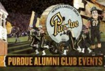 Purdue Alumni Clubs / We have a wonderful network of Purdue Alumni Clubs across the country and even internationally. We bring Boilermakers together across the world!