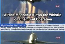 Chemtrails and GMO