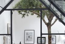 Architecture | Design loves / I love mews houses, Victorian houses and I'm a regular visitor to Chatsworth House and love anything similar. I have a quite a varied taste really as I'm fond of 1960s/70s sharp lines and modernism too - I like a good building!