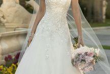 Wedding dresses / A selection of wedding dresses found on Pinterest