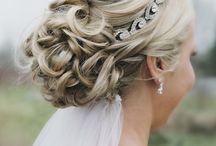 Brides/ Bridesmaids Hair Styles
