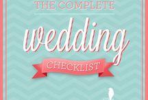 Check List for Weddings