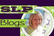 SLP Blogs / Great, active blogs for SLPs! Board compiled by Danielle Reed, M.S., CCC-SLP