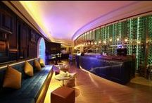 UNO MAS / • Wine Cellar • Tapas&Raw Bar • Dining Deck  A New Dining Destination in Bangkok at 54 Floor Centara Grand at CentralWorld / by Centara Hotels & Resorts