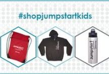 Jumpstart Store / SHOP with a cause. New year, new gear! From hoodies to water bottles and portable chargers, your Jumpstart swag is just a click away. bit.ly/shopjstart
