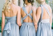 Wedding | Bridesmaids / Everything pretty for your maids
