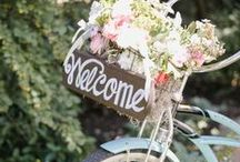 Wedding | Inspiration / Every couple are looking for something that reflects them. Here are a few of our favourite ideas
