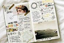 Journal / Bullet Journals for days