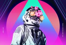 80's and vaporwave (yoko honda)