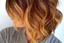 Hair Styles / by Allison Poweleit