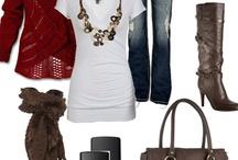 clothes, shoes, purses, sparkle / by tammy Szilveszter