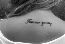 Tattoos / someday I'll get one.....or more.  / by Veronica Penrod Afman
