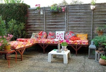 Outdoor Decor Ideas / by Emanuella Maria (Manu)