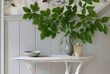 Decorate & Organize / home is where the heart is