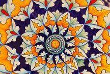 Color, texture & patterns