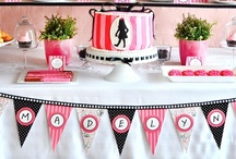 kid's party ideas / by The Circus Clown