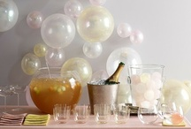 Party love / Decor, food, ideas for parties