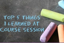 From the JLW Blog / Pins from the Junior League of Washington's blog