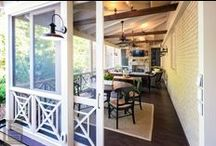 Screened Porch & Outdoor Spaces