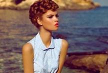 vintage + b&w / by Catherine Goetze