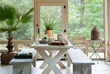 Porches, plants and patios! / Porches, plants and patios!