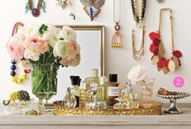 closet & vanity table / by Emanuella Maria (Manu)