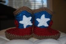 Crochet / by Kayla Fitzgerald