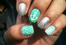 Nails / by Kristy Ryan