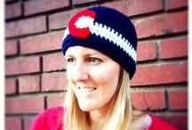 Colorado gear / Inspiration for my Colorado crafts / by Denver Whimsy Crochet | Delight Iverson