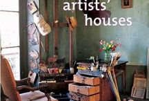 Art Spaces / Craft, sewing, and art room ideas. / by Hope Clinchot