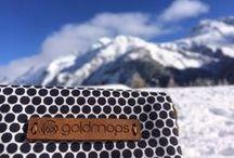 Accessoires by goldmops / Handgemachte Lieblingsstücke für Stilpiraten :)