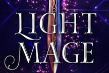 Light Mage / e-book novel - The Black Witch Chronicles