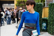 silly, sophisticated, and bright style