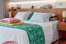 Bedroom - Quarto / #decor #decoração #interiordeisgn #design #house #home #decoration #casa #apartamento #bedroom #room #quarto #dormitorio #decoracao #decor #casadevalentina / by Casa de Valentina