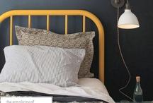 bedroom / by Saltwater-Kids
