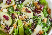 Salad Recipes / by Taylor Castleberry