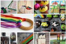 Toys  / by PishPosh Baby